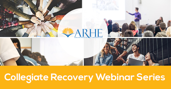 ARHE webinar: wellbriety movement
