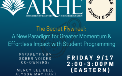 ARHE Webinar: The Secret Flywheel – A New Paradigm for Greater Momentum Effortless Impact with Student Programming